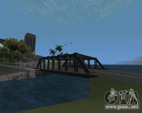 Puente en LS para GTA San Andreas
