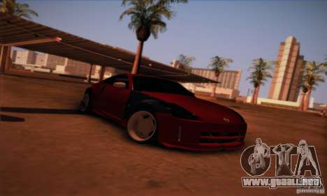 Ghetto ENBSeries para GTA San Andreas