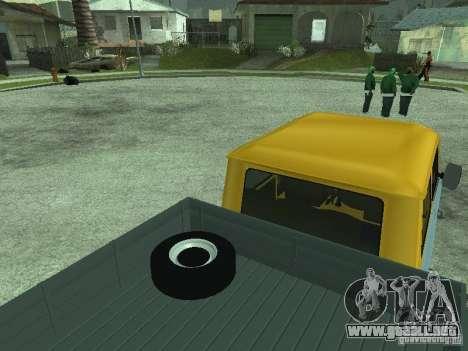 RAPH 3311 Pickup para vista lateral GTA San Andreas