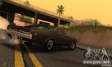 ENBSeries by dyu6 v5.0 para GTA San Andreas segunda pantalla