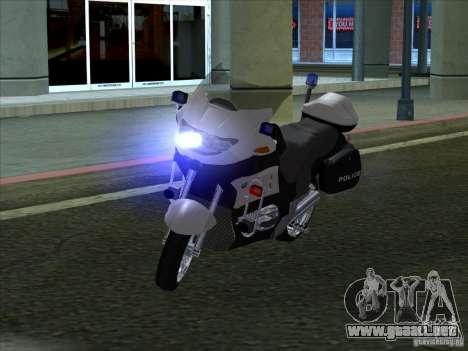 CopBike para GTA San Andreas