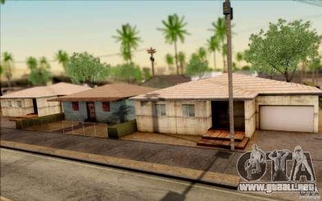 SA_DirectX 1.3 BETA para GTA San Andreas segunda pantalla