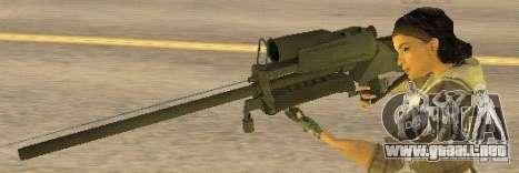 Half-Life weapon pack para GTA San Andreas segunda pantalla