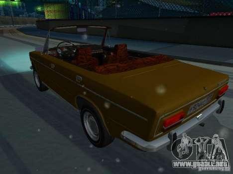 VAZ 2103 Convertible para GTA San Andreas left