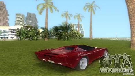 Neural para GTA Vice City visión correcta