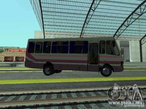 Bases A079 turística para GTA San Andreas left