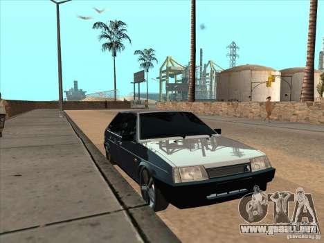 Ajuste ligero VAZ 21093i para GTA San Andreas left