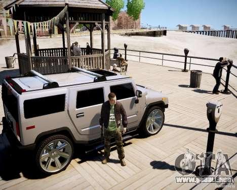 CoD Black Ops Hudson para GTA 4 quinta pantalla