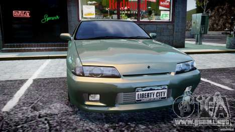 Nissan Skyline R32 GTS-t 1989 [Final] para GTA 4