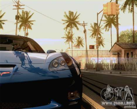 Optix ENBSeries Anamorphic Flare Edition para GTA San Andreas segunda pantalla