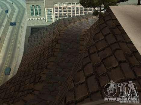 Montaña de piedra para GTA San Andreas séptima pantalla
