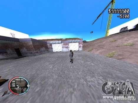 DRUNK MOD V2 para GTA San Andreas tercera pantalla