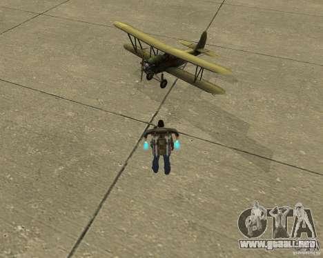 En-2 para GTA San Andreas left
