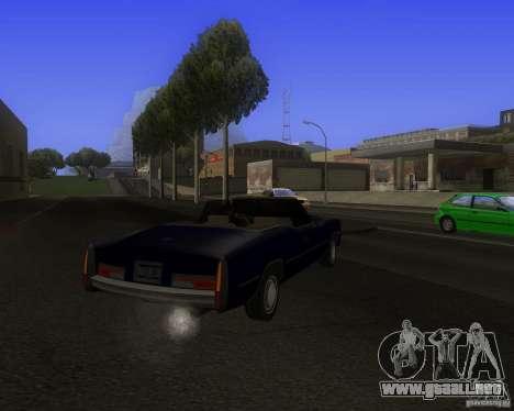 HD Esperanto para la visión correcta GTA San Andreas