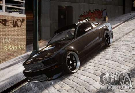 Ford Mustang GT Lowlife para GTA 4