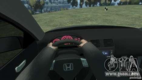 Primera persona para GTA 4