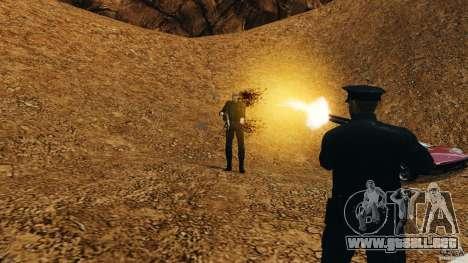 Bullet Time para GTA 4 sexto de pantalla
