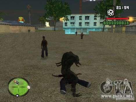 Bibliotekar para GTA San Andreas séptima pantalla