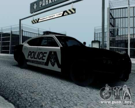 Setan ENBSeries para GTA San Andreas novena de pantalla