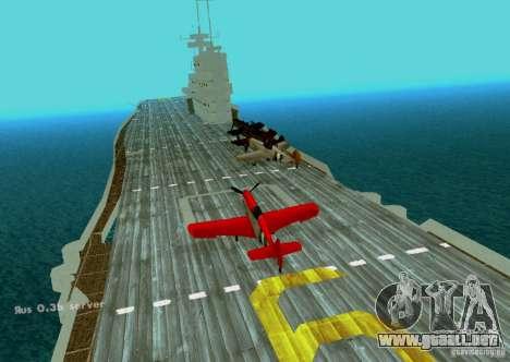 Battle Ship para GTA San Andreas
