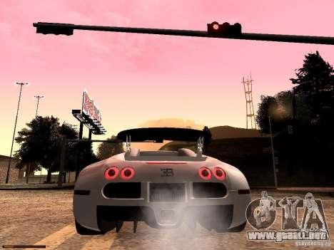 LibertySun Graphics For LowPC para GTA San Andreas segunda pantalla