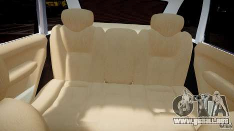 Porsche Cayenne 955 Turbo v1.0 para GTA 4 interior