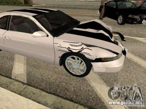 Lincoln Mark VIII 1996 para GTA San Andreas interior