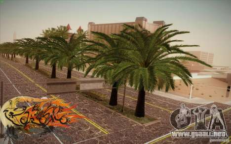 New Roads Las Venturas v1.0 para GTA San Andreas