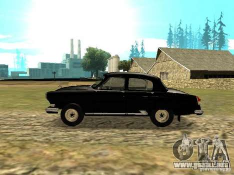 GAS-21r para GTA San Andreas left