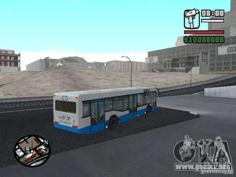 MAZ 103 para la visión correcta GTA San Andreas