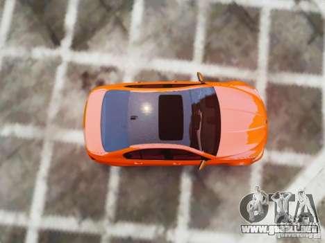 BMW M5 F10 2012 Aige-edit para GTA 4 vista interior