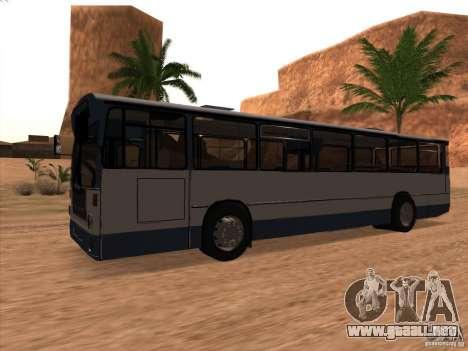 MAN SL200 Exclusive v.1.00 para GTA San Andreas left