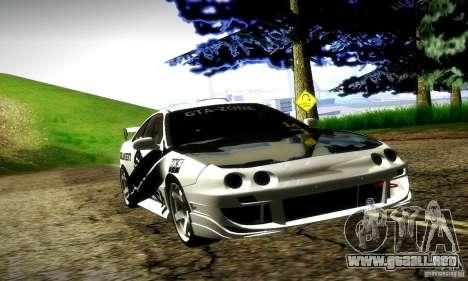 Acura Integra Type R para la vista superior GTA San Andreas