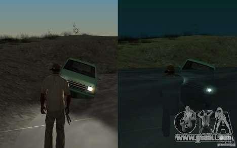 Flujo y reflujo para GTA San Andreas