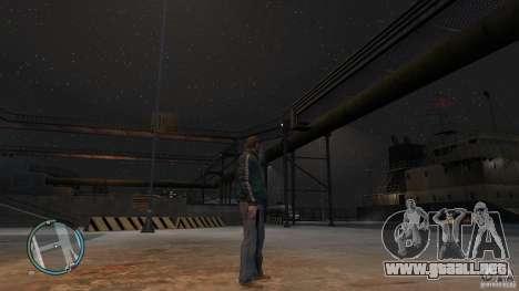 Arma-lanzacohetes para GTA 4 segundos de pantalla