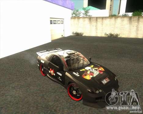 Mitsubishi 3000 GT para la visión correcta GTA San Andreas