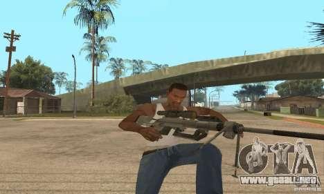 Intervenšn de Call Of Duty Modern Warfare 2 para GTA San Andreas