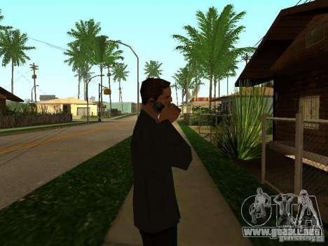 Nokia N8 para GTA San Andreas quinta pantalla