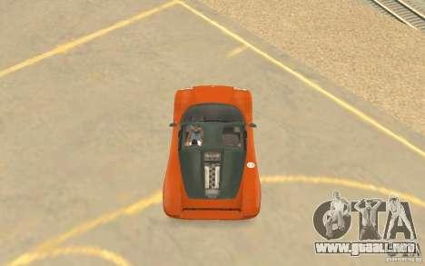 Veloche coche para vista lateral GTA San Andreas
