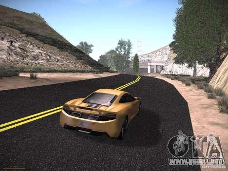 LiberrtySun Graphics ENB v2.0 para GTA San Andreas tercera pantalla