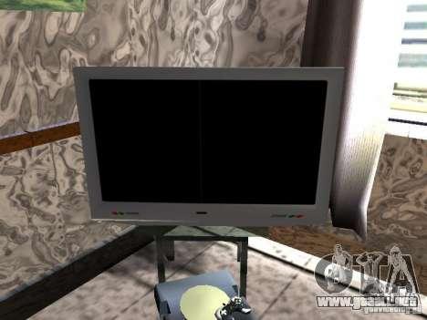 Nueva TV para GTA San Andreas