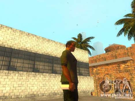 Bombing Mod by Empty v3.0 para GTA San Andreas quinta pantalla