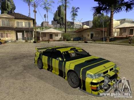 Vinilo para el sultán para GTA San Andreas