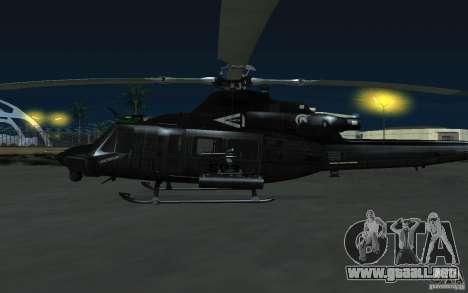 UH-1Y Venom para la visión correcta GTA San Andreas