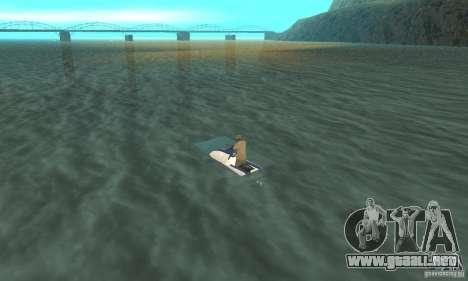 VCS Jetski para GTA San Andreas left