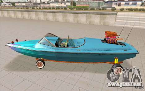 Hot-Boat-Rot para GTA San Andreas left