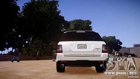 Range Rover Sport Supercharged v1.0 2010 para GTA 4 visión correcta