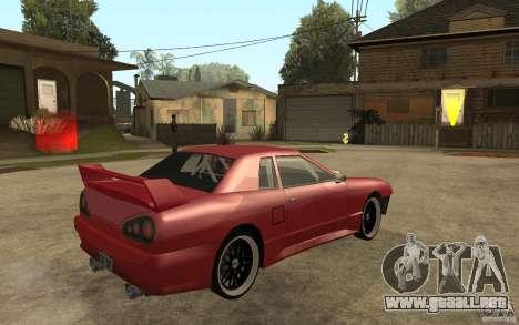 Drift Elegy para la visión correcta GTA San Andreas