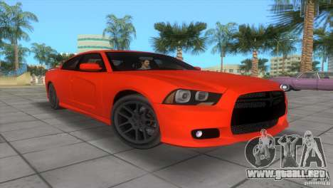 Dodge Charger para GTA Vice City