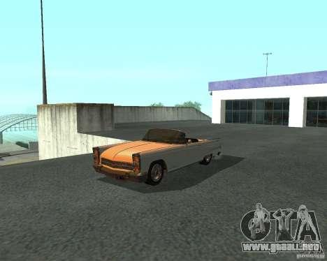 Peyote de GTA 4 para GTA San Andreas